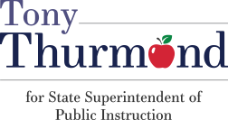 Tony Thurmond for State Superintendent of Public Instruction